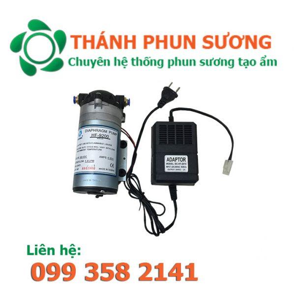 Máy phun sương Đài Loan HF-9200 mang lại hiệu quả làm mát cao